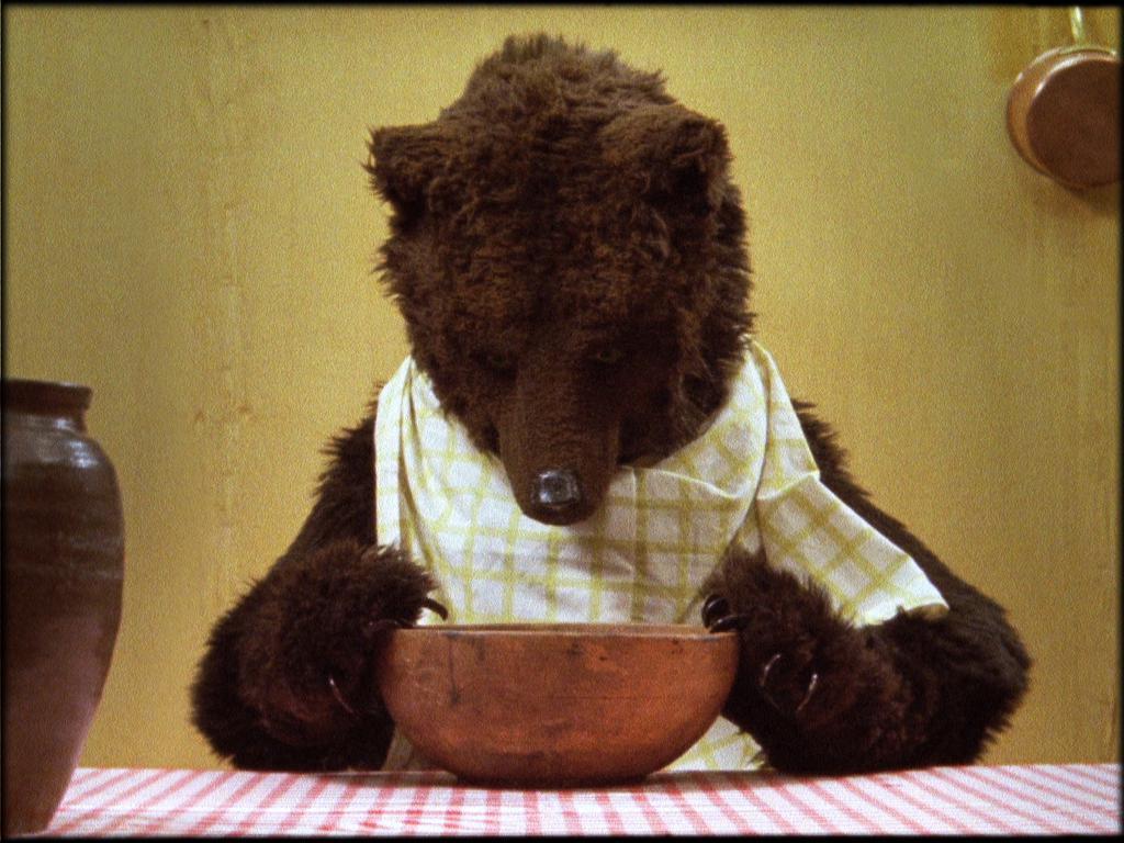 Sacha the Bear