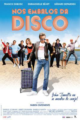 Disco - Poster - Brazil - © Pandora Filmes