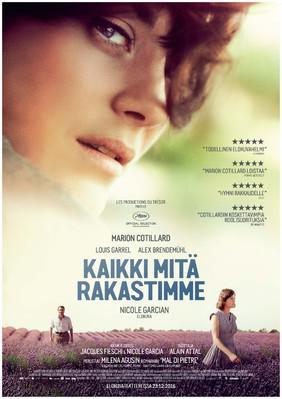 El Sueño de Gabrielle - Poster - Finland