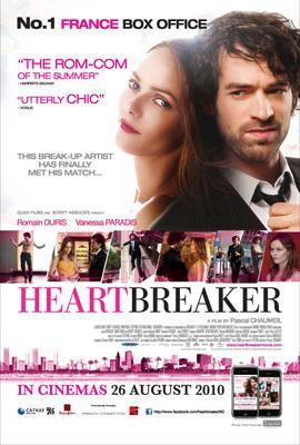 Heartbreaker - Poster - Singapore