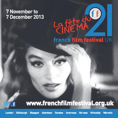 ロンドン-フレンチフィルムフェスティバルUK - 2013