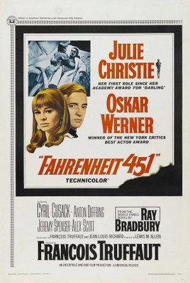 華氏451 - Poster Etats-Unis
