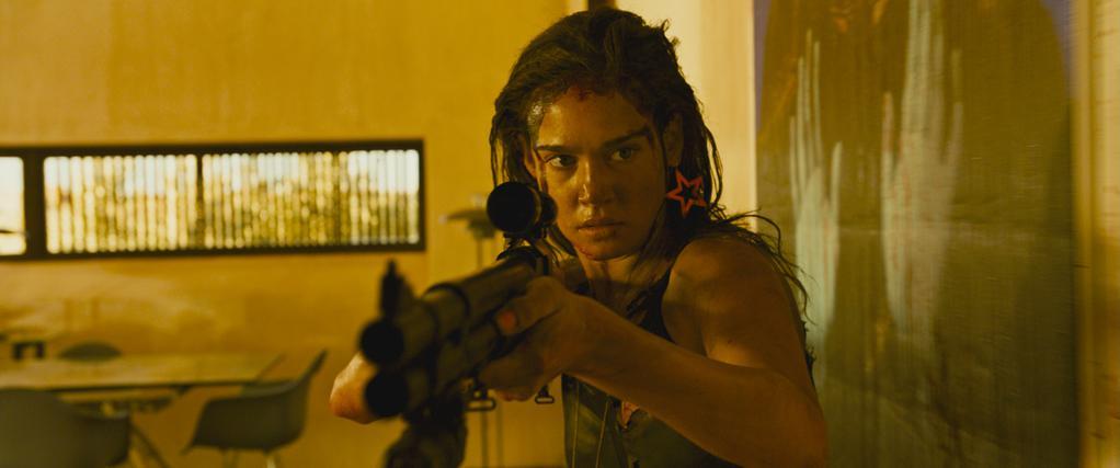 Coralie Fargeat - © M.E.S. Productions - Monkey Pack Films