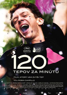120 battements par minute - Poster - Slovakia