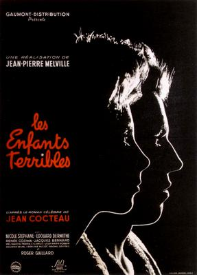 The Les Enfants terribles - Poster France (2)