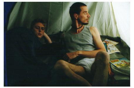 Festival of European Films on Wheels of Ankara - 2002