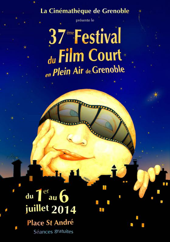Festival du Film Court en Plein Air