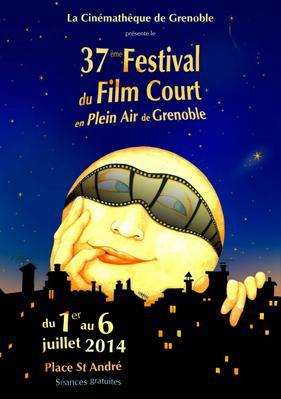 Festival du Film Court en Plein Air - 2014