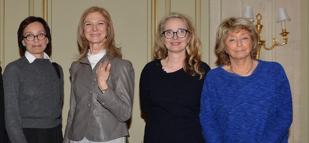 UniFrance y la Academia de los Óscars se asocian durante dos días en París, en honor al cine francés - © Veeren Ramsamy/BestImage/UniFrance