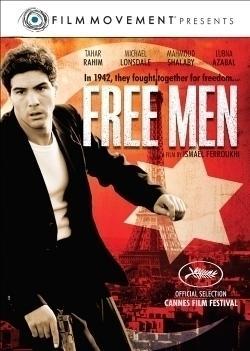 Les Hommes libres - Poster - USA