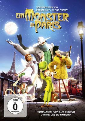 Un monstre à Paris - Poster - Germany