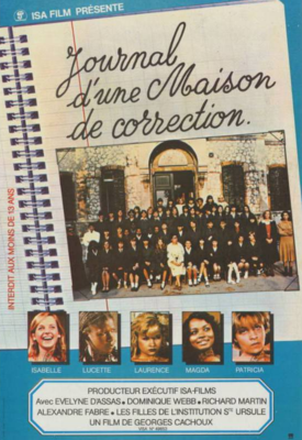 Journal d'une maison de correction