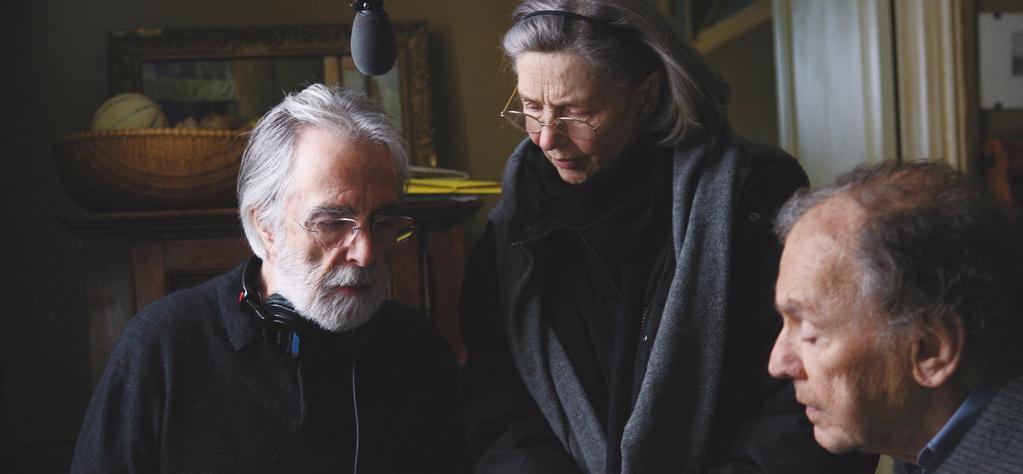 Intouchables et Amour nommés aux European Film Awards