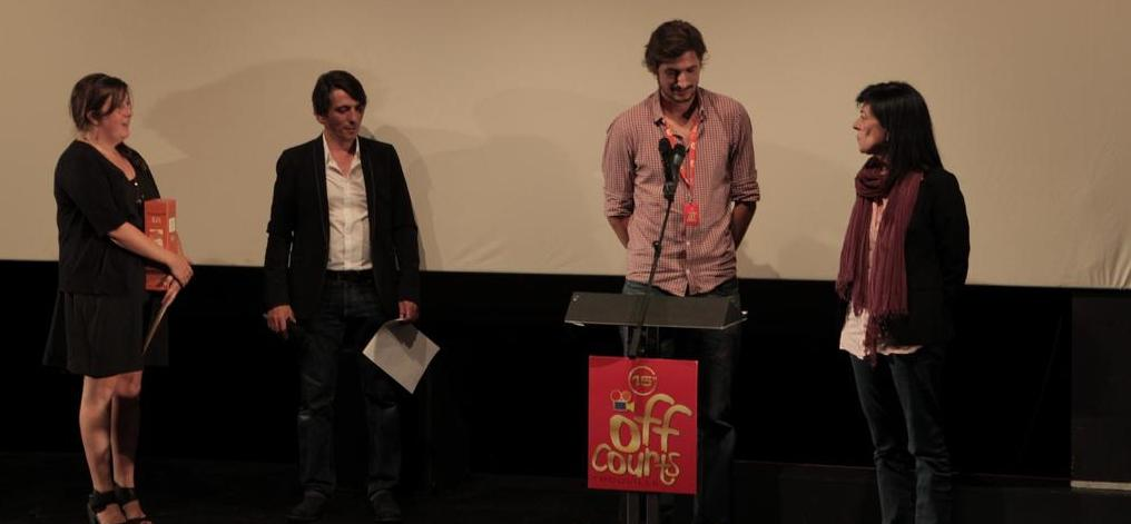 UniFrance Films awards a prize at the Trouville Festival