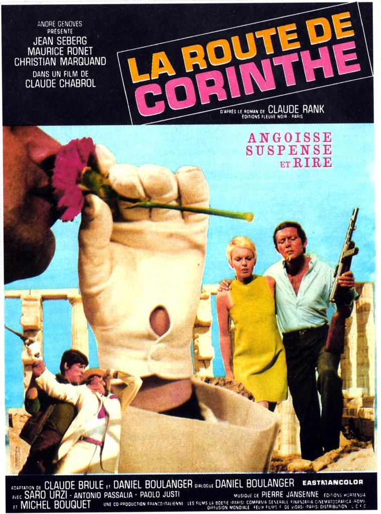 La Ruta de Corinto