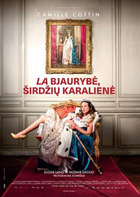 Connasse, Princesse des cœurs - Poster - Lithuania