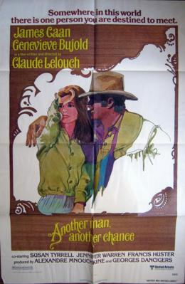 続・男と女 - Poster Etats-Unis
