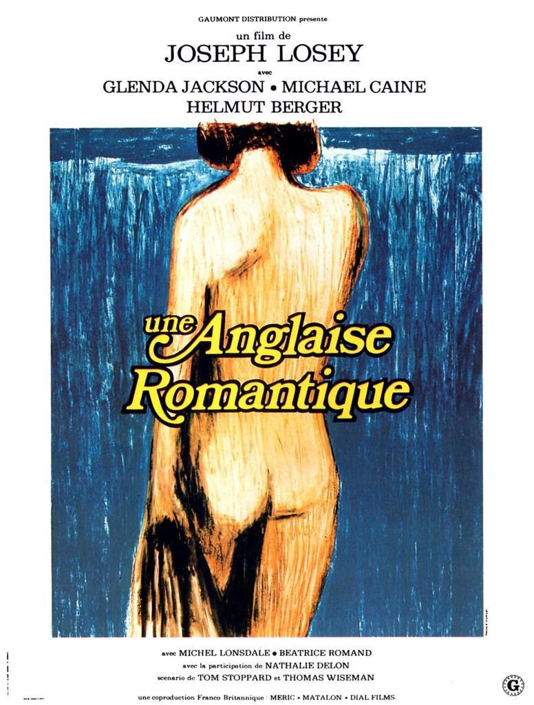 The Romantic English Woman