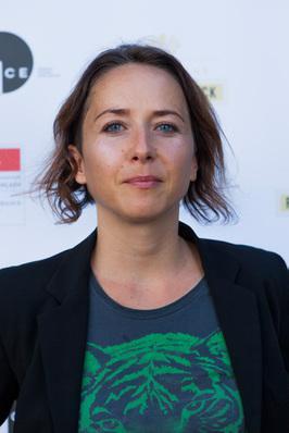 Une belle délégation française au Festival de Locarno - Maud Alpi - © Ivana De Maria / UniFrance