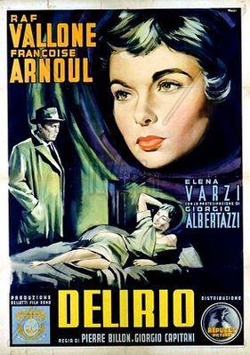 Orage - Poster Italie