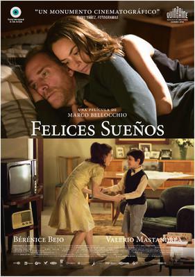 Fais de beaux rêves - Poster - Spain