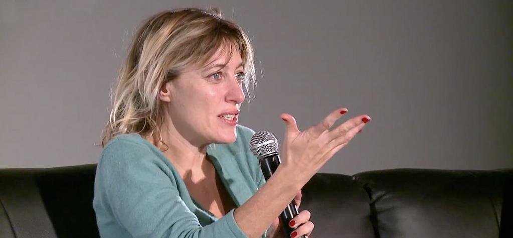 Interview Valérie Bruni Tedeschi et Louis Garrel (Un château en Italie)