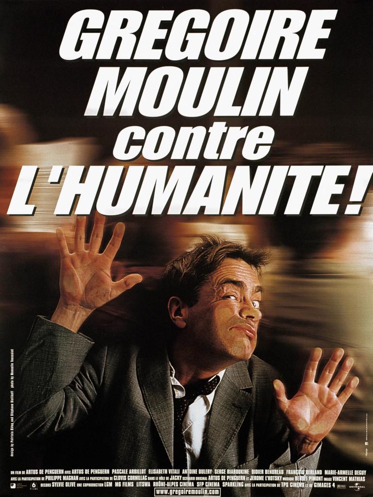 Grégoire Moulin vs. Mankind