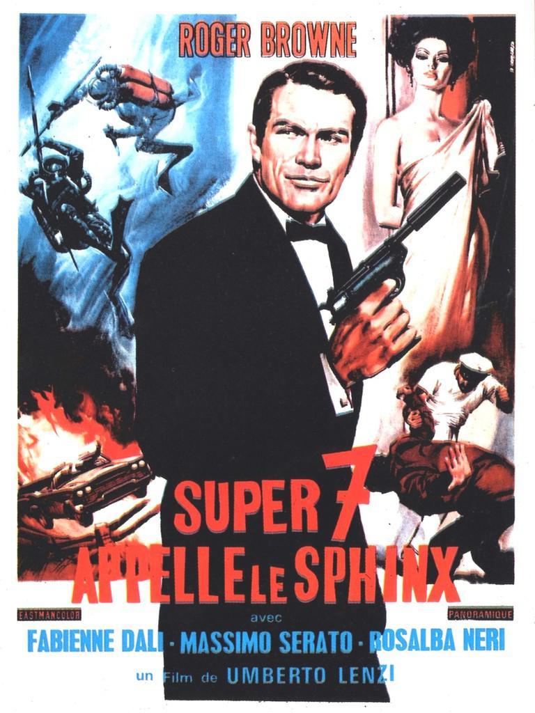 Super Seven Calling Cairo