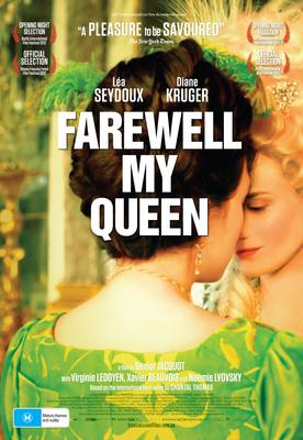 Farewell My Queen - Poster - Australia