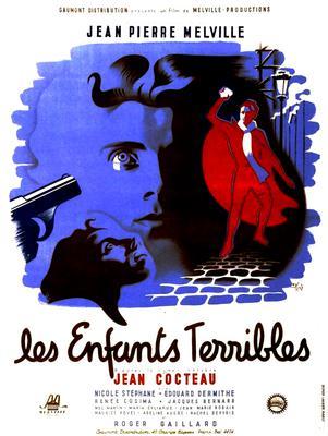 恐るべき子供たち - Poster France (3)