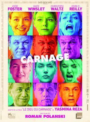 Carnage - Poster - France