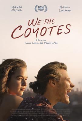 Nous les coyotes - Poster - International