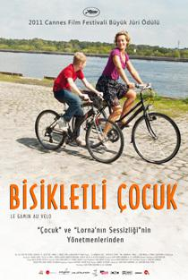 Kid With a Bike - Poster - Turkey