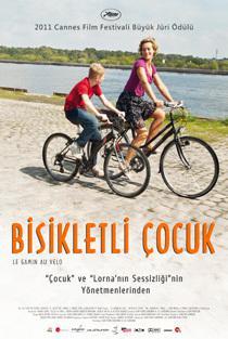 Kid With a Bike - Poster - Turkey