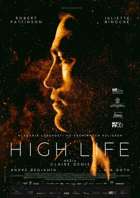 High Life - Poster - Slovaquia