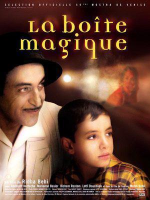 La Boîte magique / 仮題 魔法の箱