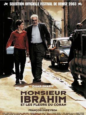 Monsieur Ibrahim - Poster - France