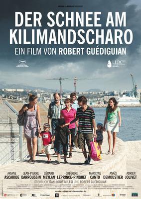 キリマンジャロの雪 - Poster - Allemagne