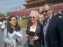 """Back from China, encore sous le choc"" par Hippolyte Girardot"