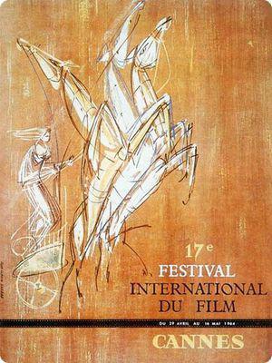 Festival Internacional de Cine de Cannes - 1964