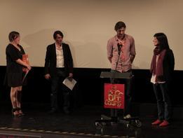 UniFrance Films awards a prize at the Trouville Festival