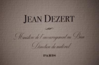 Les Dimanches de Jean Dezert