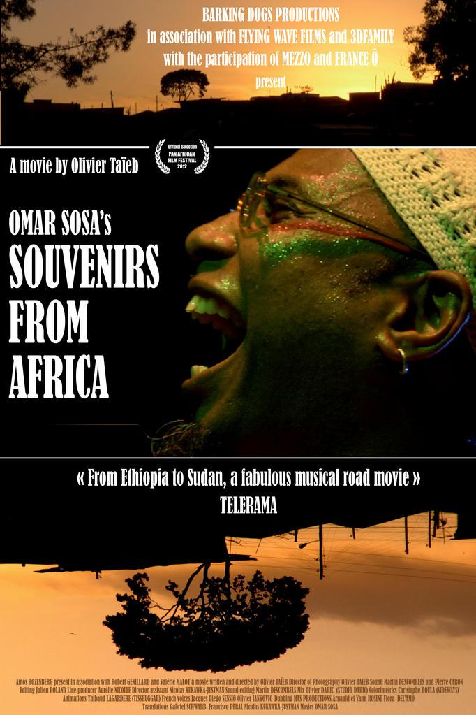 Omar Sosa - Out of Africa