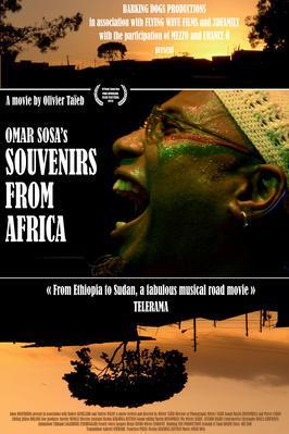 Omar Sosa - Souvenirs d'Afrique