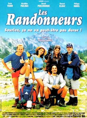 Les Randonneurs / 仮題:ハイカー - Poster - France