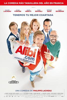 Alibi.com (agencia de engaños) - Poster - Spain