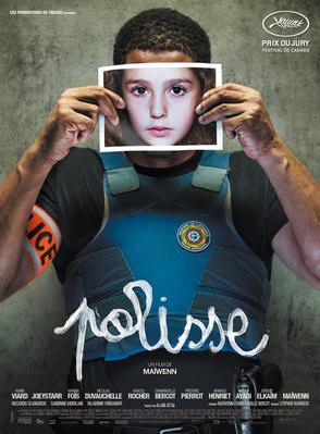 Polisse - Poster - France