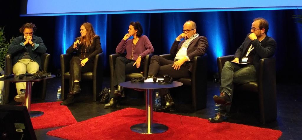 """UniFrance présente l'étude de l'ObSoCo """"Quelles perspectives le numérique ouvre-t-il aux films français à l'étranger ?"""""""