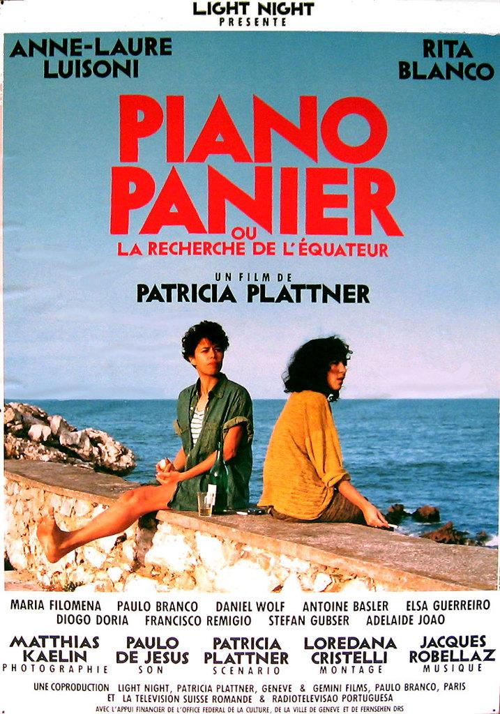 Piano panier in Search of the Equator
