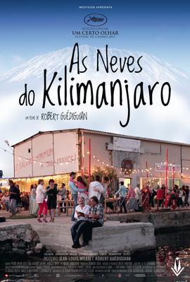 キリマンジャロの雪 - Poster - Brésil
